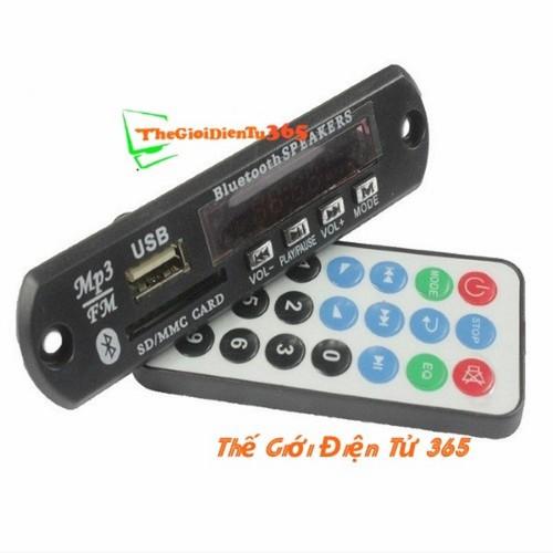 Module Mạch Giải Mã MP3 + FM + Bluetooth