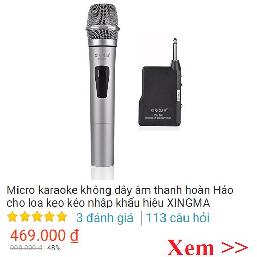 Loa Bluetooth Bass âm Thanh Sống Động chuẩn HIFI PKCB H5 3 trong 1 10
