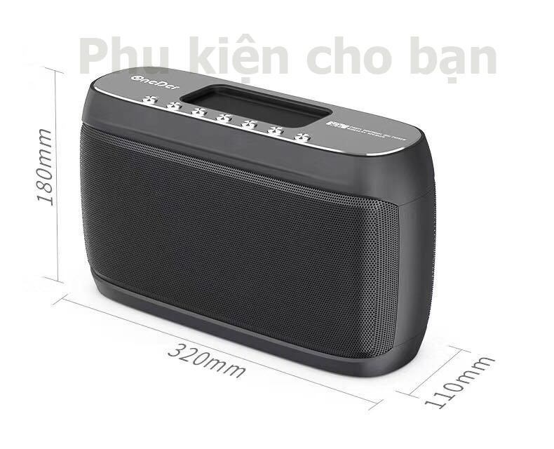 Loa Kéo bluetooth chính hãng siêu bass PKCB PKCB D1 40W Mỹ Cao cấp 6