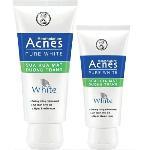 Sửa rửa mặt dưỡng trắng Acnes 50g - 5788910 , 12264099 , 15_12264099 , 32000 , Sua-rua-mat-duong-trang-Acnes-50g-15_12264099 , sendo.vn , Sửa rửa mặt dưỡng trắng Acnes 50g