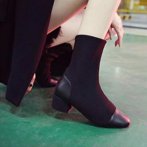 Boot chun phối da