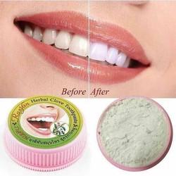 Kem tẩy trắng răng Rasya _GREEN HERB