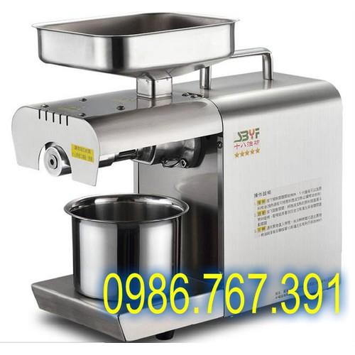 Máy ép dầu thực vật, ép dầu dừa, bơ lạc vừng, dầu các loại hạt GD-08 - 5792561 , 12268501 , 15_12268501 , 8000000 , May-ep-dau-thuc-vat-ep-dau-dua-bo-lac-vung-dau-cac-loai-hat-GD-08-15_12268501 , sendo.vn , Máy ép dầu thực vật, ép dầu dừa, bơ lạc vừng, dầu các loại hạt GD-08