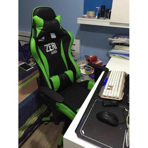 Ghế Gaming Extreme Zero Green