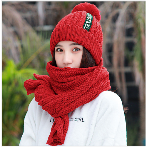 Mũ len kèm khăn phong cách hàn, nón len nữ cao cấp, mũ len mùa đông - 13433757 , 12281327 , 15_12281327 , 270000 , Mu-len-kem-khan-phong-cach-han-non-len-nu-cao-cap-mu-len-mua-dong-15_12281327 , sendo.vn , Mũ len kèm khăn phong cách hàn, nón len nữ cao cấp, mũ len mùa đông