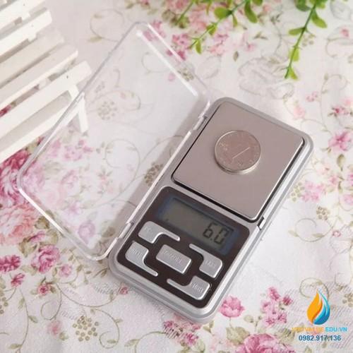 Cân tiểu ly điện tử, bỏ túi giá rẻ, khoảng cân từ 0,1gam đến 500 gam