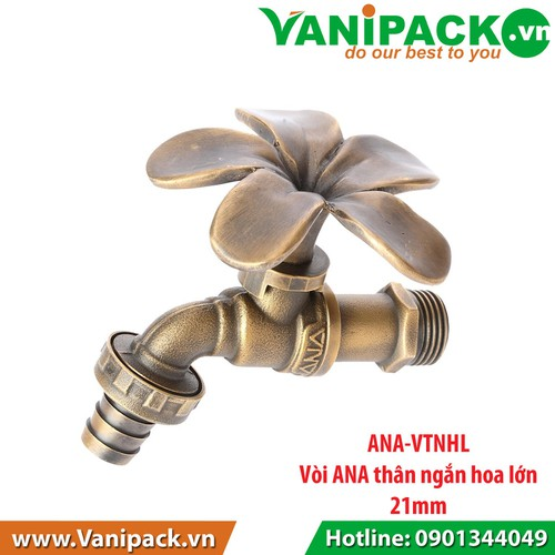 Vòi ANA thân ngắn hoa lớn 21mm ANA-VTNHL