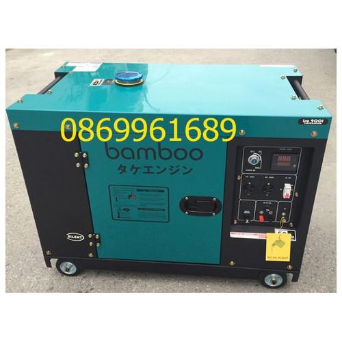 Máy phát điện chạy dầu Bamboo BmB 8800ET  6kw_chống ồn - 5807536 , 12289802 , 15_12289802 , 28800000 , May-phat-dien-chay-dau-Bamboo-BmB-8800ET-6kw_chong-on-15_12289802 , sendo.vn , Máy phát điện chạy dầu Bamboo BmB 8800ET  6kw_chống ồn