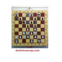 Bộ cờ vua treo tường
