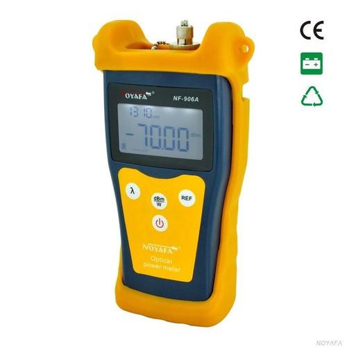 Máy đo công suất quang Noyafa NF-906A nhập khẩu chính hãng