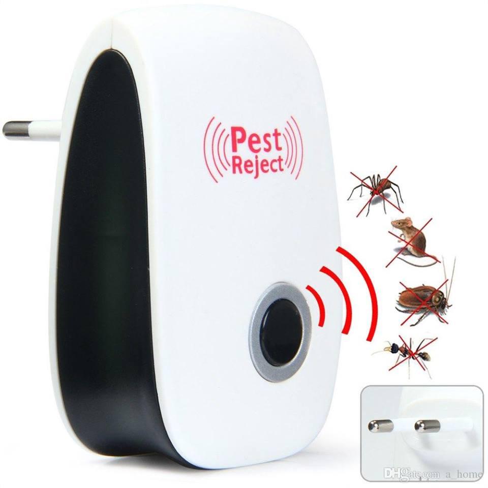 Máy Đuổi Côn Trùng Bằng Sóng Siêu Âm Pest Reject Thế Hệ - Pest Reject