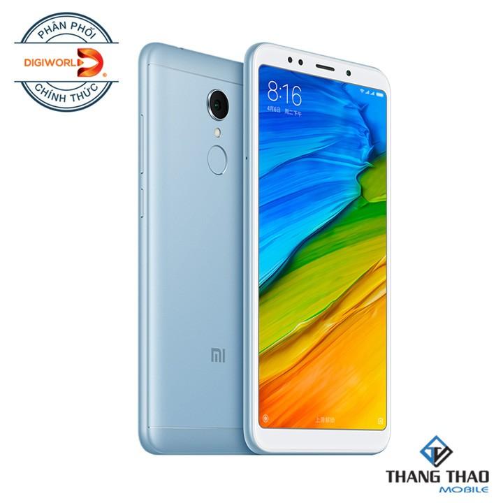 Điện thoại Xiaomi Redmi 5 16GB ROM Tiếng việt - Hàng chính hãng - Redmi 5 16GB