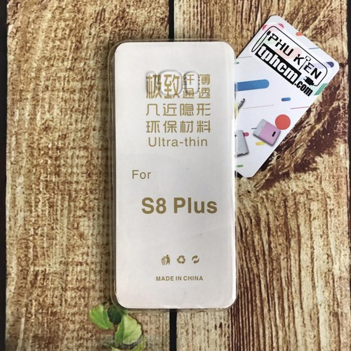 Ốp lưng Samsung S8 Plus dẻo trong giá rẻ - 5810040 , 12293222 , 15_12293222 , 20000 , Op-lung-Samsung-S8-Plus-deo-trong-gia-re-15_12293222 , sendo.vn , Ốp lưng Samsung S8 Plus dẻo trong giá rẻ