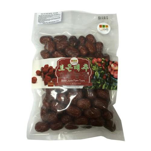 Táo đỏ Hàn Quốc hiệu Calinuts – gói 500g
