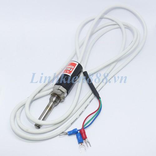 Cảm biến nhiệt độ PT100 WZPT-03 M12*1 đầu dò 5mm cáp dài 1.5m - 5806036 , 12287741 , 15_12287741 , 210000 , Cam-bien-nhiet-do-PT100-WZPT-03-M121-dau-do-5mm-cap-dai-1.5m-15_12287741 , sendo.vn , Cảm biến nhiệt độ PT100 WZPT-03 M12*1 đầu dò 5mm cáp dài 1.5m