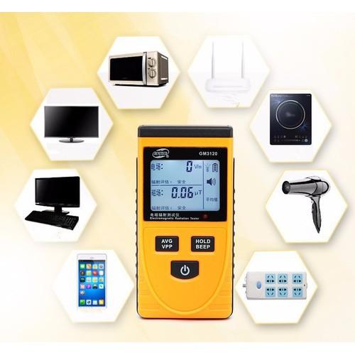 Máy đo bức xạ điện tử