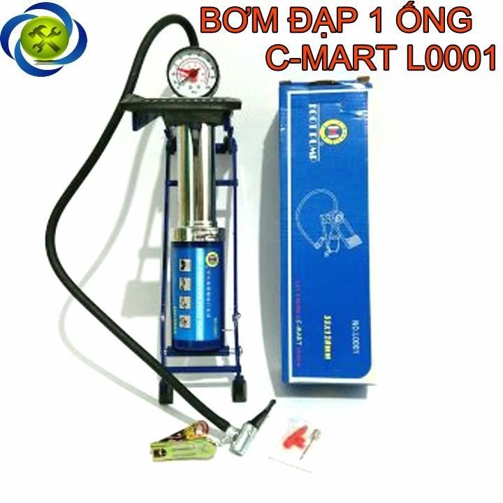 Bơm đạp 1 ống C-MART L0001 1
