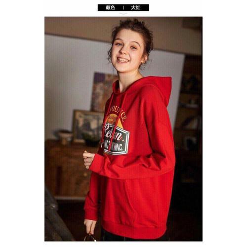 Áo hoodie nữ kiểu dáng thời trang - 5807942 , 12290314 , 15_12290314 , 85000 , Ao-hoodie-nu-kieu-dang-thoi-trang-15_12290314 , sendo.vn , Áo hoodie nữ kiểu dáng thời trang