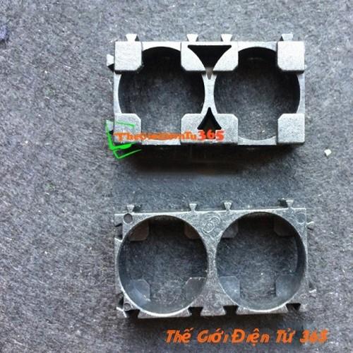 Bộ Combo 10 Khung Đế Pin 18650 2 Cell