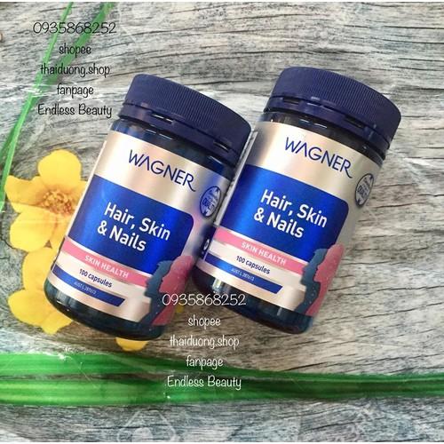 Viên uống Wagner Hair Skin Nails 100 viên - 5805811 , 12287409 , 15_12287409 , 400000 , Vien-uong-Wagner-Hair-Skin-Nails-100-vien-15_12287409 , sendo.vn , Viên uống Wagner Hair Skin Nails 100 viên