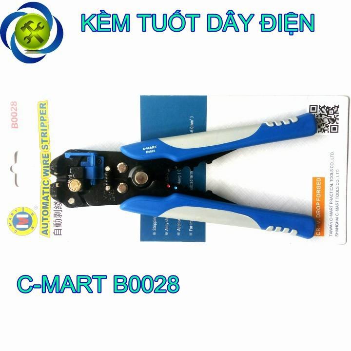 Kềm tuốt C-Mart B0028 1