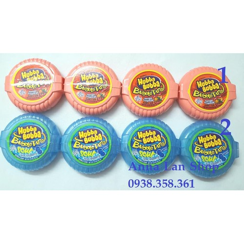 Combo 2 cái Kẹo Hubba Bubba - Mỹ