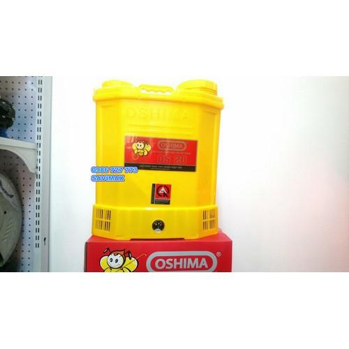 Máy phun thuốc trừ sâu OSHIMA OS20-Bình xịt điện oshima os20 - 5809459 , 12292384 , 15_12292384 , 1020000 , May-phun-thuoc-tru-sau-OSHIMA-OS20-Binh-xit-dien-oshima-os20-15_12292384 , sendo.vn , Máy phun thuốc trừ sâu OSHIMA OS20-Bình xịt điện oshima os20