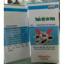 Thuốc diệt côn trùng - 021105