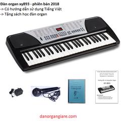 Đàn organ học nhạc xy893