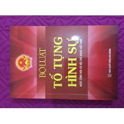 Sách Bộ Luật tố tụng hình sự