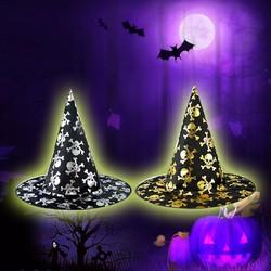 Trang Phục hóa Trang halloween-Nón Phù Thủy 05