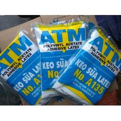 Combo 3 gói Keo sữa ATM Latex No 135 - nguyên liệu làm slime