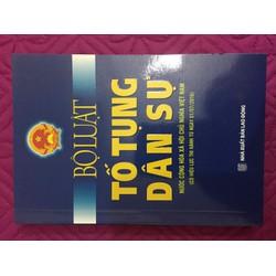 Sách Bộ Luật Tố Tụng Dân Sự