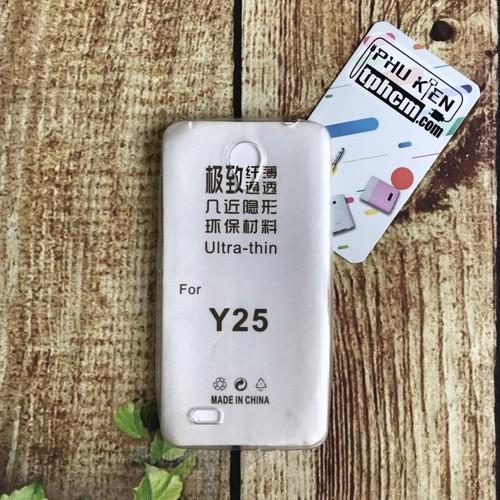 Ốp lưng Vivo Y25 dẻo trong giá rẻ
