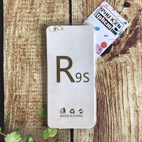 Ốp lưng Oppo R9s dẻo trong giá rẻ