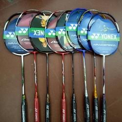 vợt cầu lông Yonex khung carbon khuyến mãi căng dây và cuốn cán