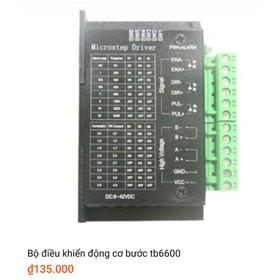 mạch điều khiển động cơ bước tb6600 9-42vdc - tb 6600
