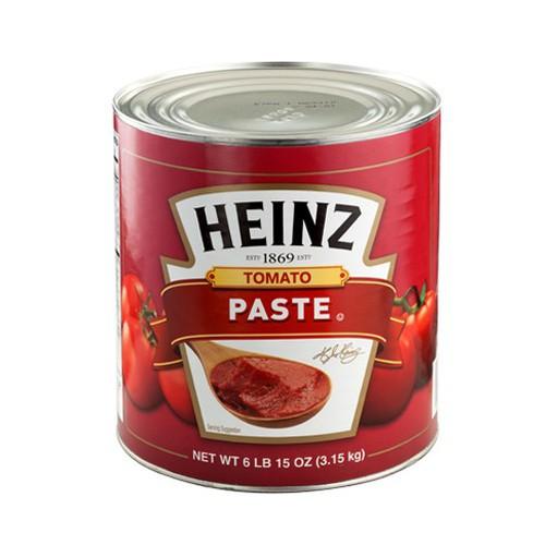 Sốt cà chua đậm đặc Heinz Tomato Paste – hộp thiếc to 3.15kg - 5828862 , 12322822 , 15_12322822 , 350000 , Sot-ca-chua-dam-dac-Heinz-Tomato-Paste-hop-thiec-to-3.15kg-15_12322822 , sendo.vn , Sốt cà chua đậm đặc Heinz Tomato Paste – hộp thiếc to 3.15kg