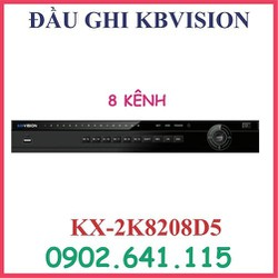 đầu ghi hình 8 kênh KBVISION-USA KX-2K8208D5