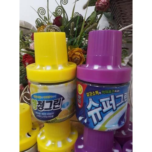 combo 2 cốc thả bồn cầu Hàn Quốc