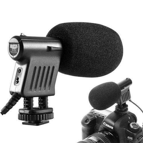 Micro cho máy ảnh, máy quay phim BOYA BY-VM01 cao cấp - 5828219 , 12321810 , 15_12321810 , 613000 , Micro-cho-may-anh-may-quay-phim-BOYA-BY-VM01-cao-cap-15_12321810 , sendo.vn , Micro cho máy ảnh, máy quay phim BOYA BY-VM01 cao cấp