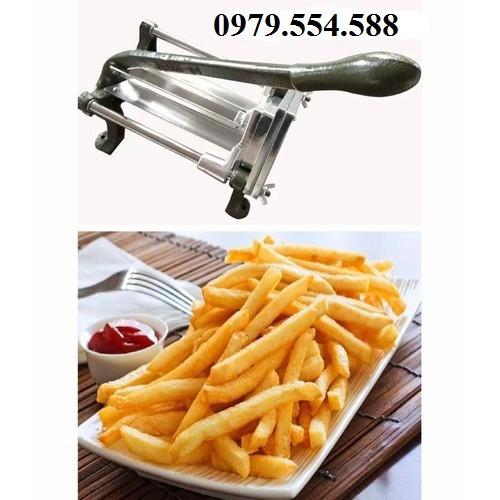 Máy cắt khoai tây KFC - 0979.554.588
