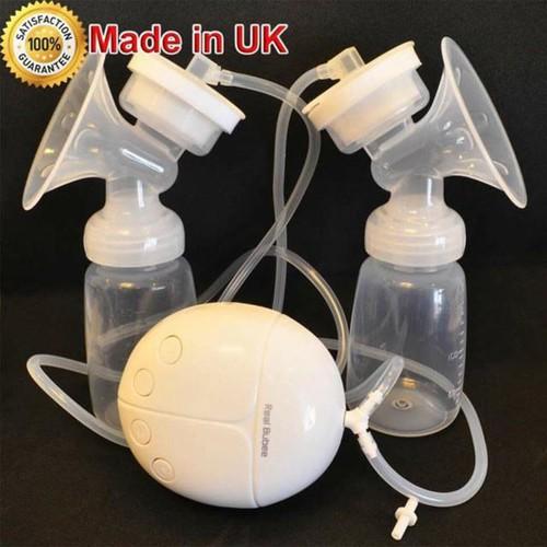Máy hút sữa -Máy hút sữa điện đôi Real Bubee