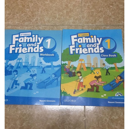 family and friends 1 2nd edition - 5818993 , 12306712 , 15_12306712 , 115000 , family-and-friends-1-2nd-edition-15_12306712 , sendo.vn , family and friends 1 2nd edition