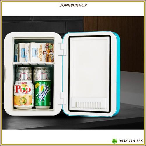 Tủ lạnh, Tủ lạnh mini, tủ lạnh mini Hyundai 6L