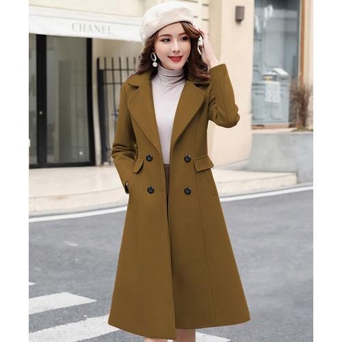 Áo khoác  dạ nữ phong cách Hàn Quốc sang chảnh - 5823283 , 12312699 , 15_12312699 , 840000 , Ao-khoac-da-nu-phong-cach-Han-Quoc-sang-chanh-15_12312699 , sendo.vn , Áo khoác  dạ nữ phong cách Hàn Quốc sang chảnh