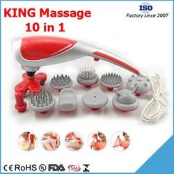 Máy massage cầm tay 10 đầu