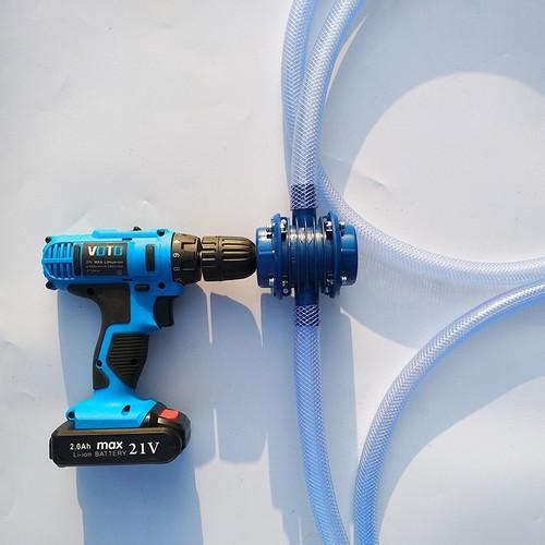 Đầu chuyển máy khoan thành máy bơm nước - 5899310 , 12410492 , 15_12410492 , 490000 , Dau-chuyen-may-khoan-thanh-may-bom-nuoc-15_12410492 , sendo.vn , Đầu chuyển máy khoan thành máy bơm nước