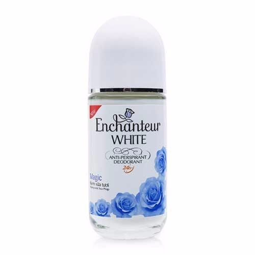 Lăn khử mùi trắng da Enchanteur White Romantic 50ml