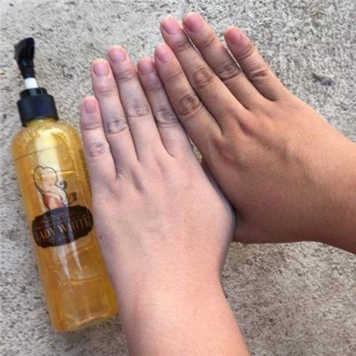 sữa tắm trắng vàng gold 24k
